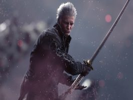 vergil devil may cry 5
