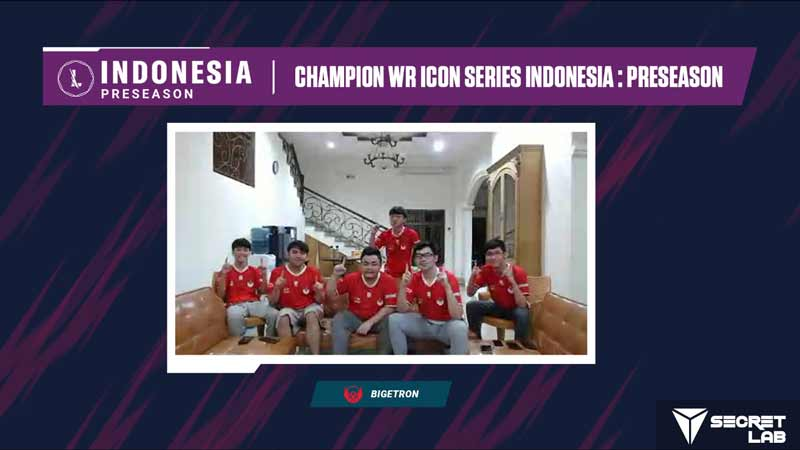 Hasil Wild Rift SEA Icon Series Indonesia: Preseason