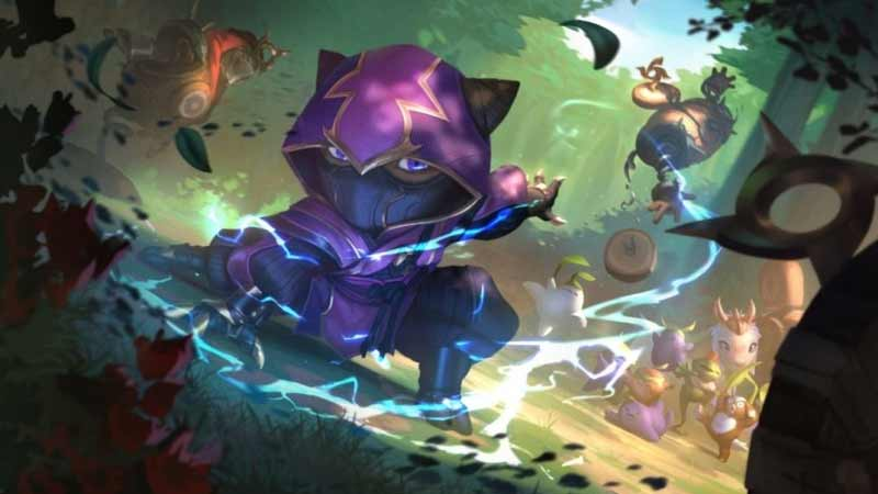 Skill Level Up Kennen