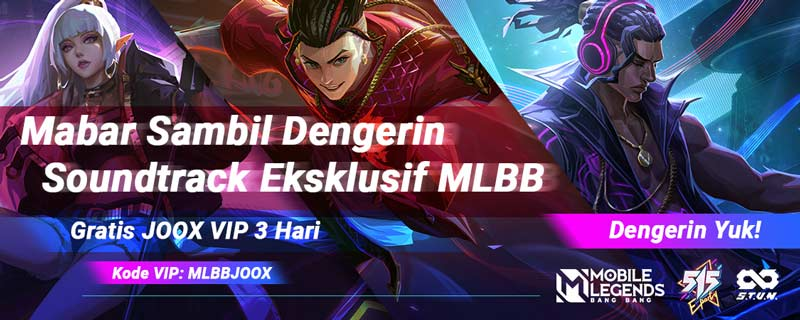 JOOX X Mobile Legends